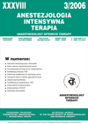 Anestezjologia Intensywna Terapia